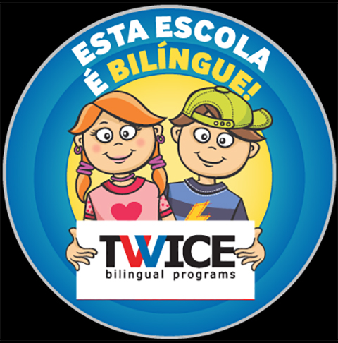 TWICE: ESCOLA BILÍNGUE